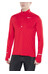 Nike Dri-FIT Element Half-Zip LS Shirt Men University Red/Reflective Silver